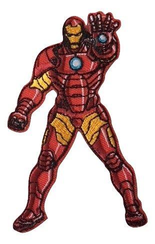 Applicazione Termoadesiva Marbet Marvel Iron Man