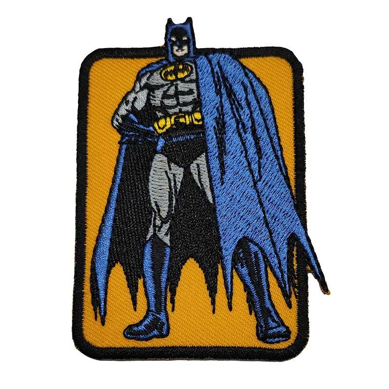 Applicazione Termoadesiva Eroe Batman