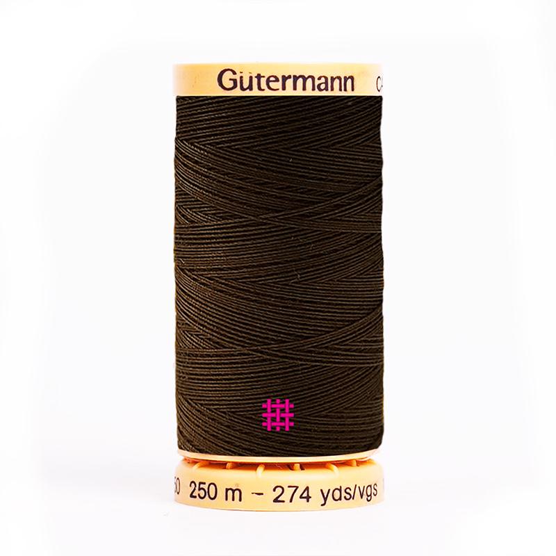 Filo Gutermann di Cotone 250 m