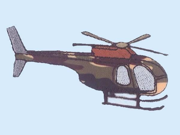 Applicazione Elicottero Militare