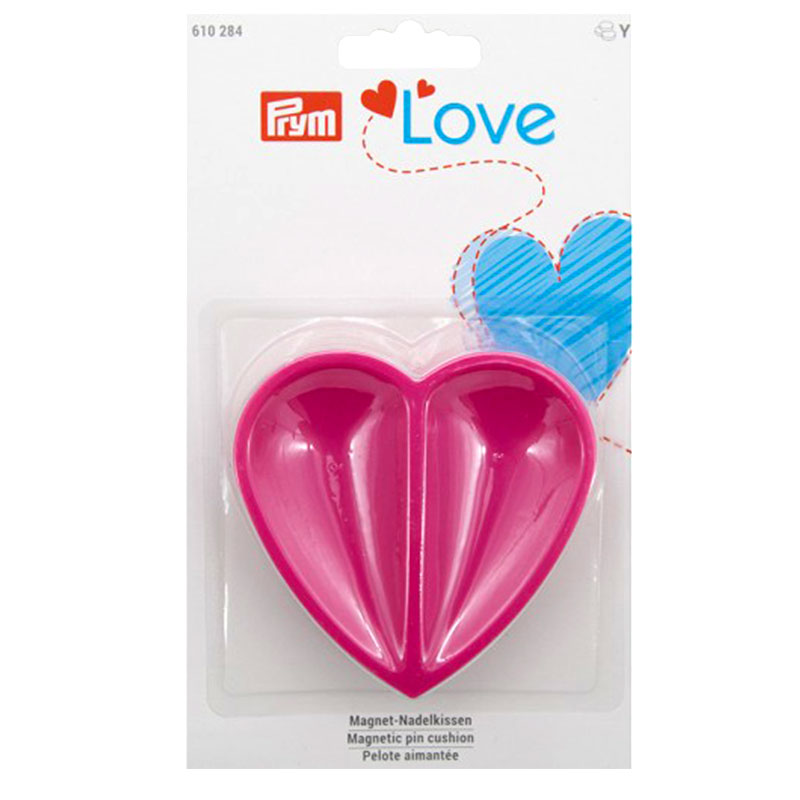 Portaspilli Magnetico Cuore Prym Love
