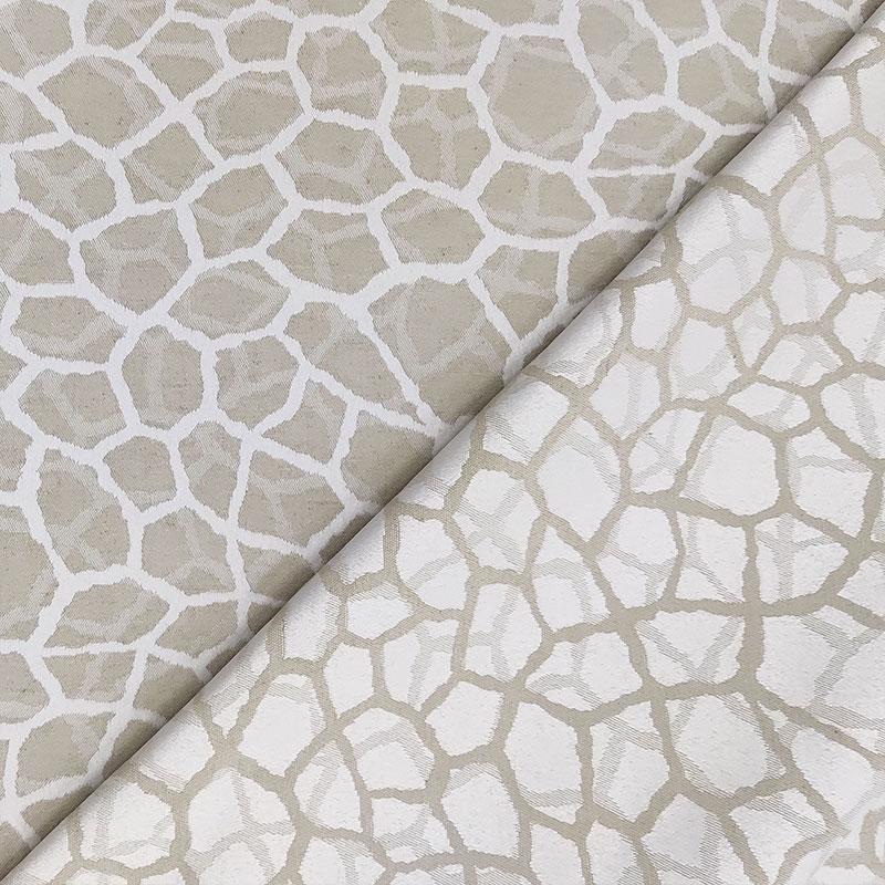 Tessuto-Arredo-Double-Mosaico-Monocromatico-Beige