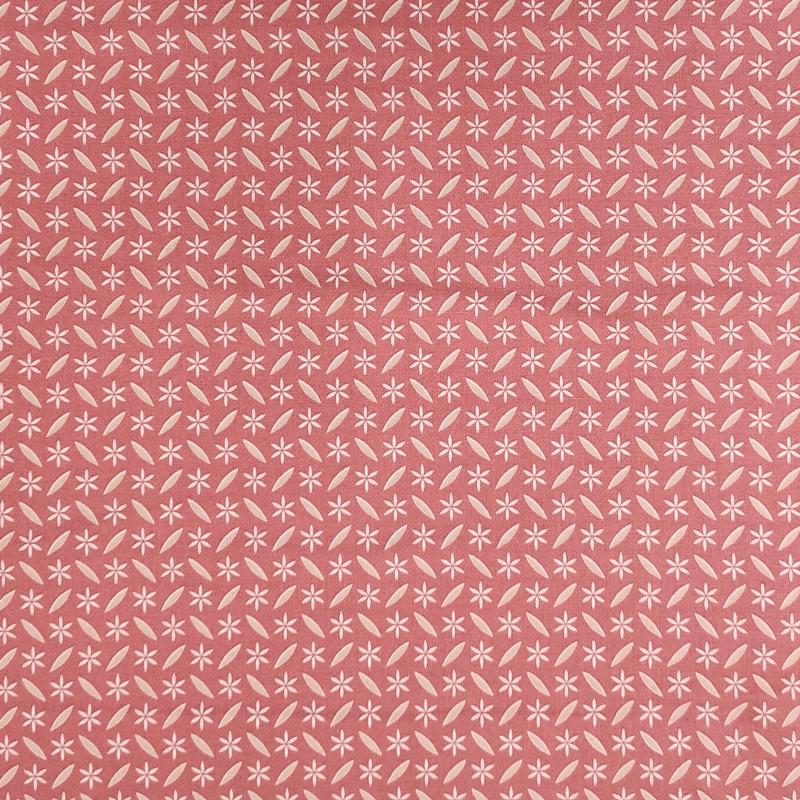 Tessuto Gutermann Fiorellini in Primavera Rosa