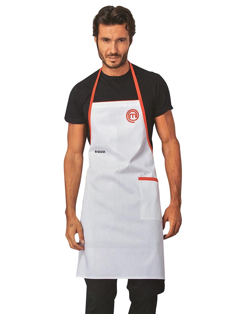 Grembiule Unisex Cuoco Masterchef