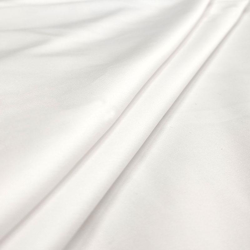Gabardine di Cotone Lux Bianco