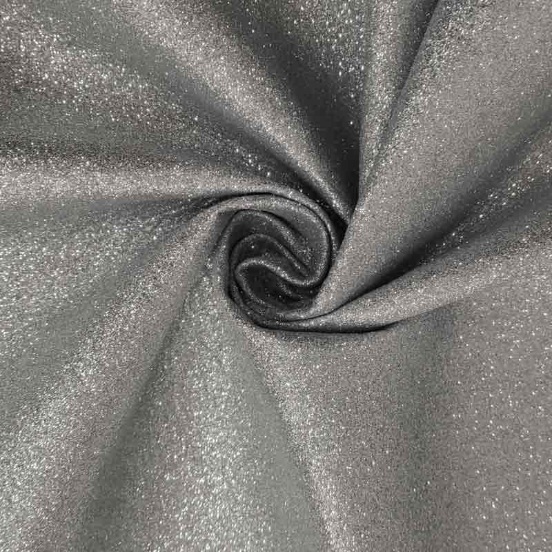 Pannolenci Glitter Argento