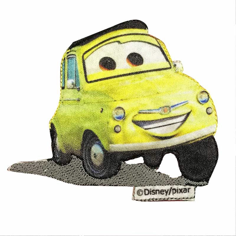 Applicazione Termoadesiva Marbet Disney Cars Luigi