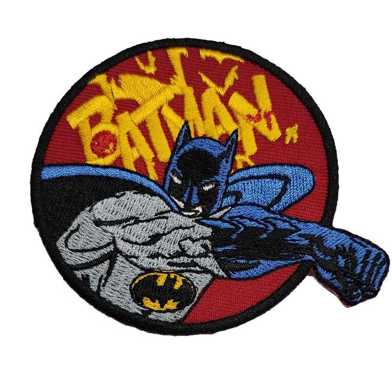 Applicazione Termoadesiva Batman Film