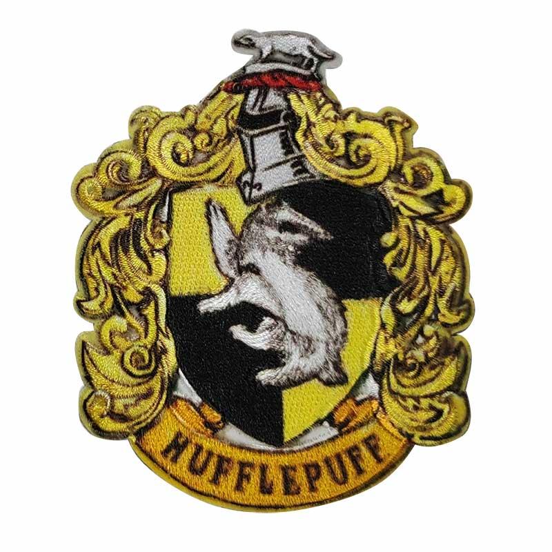 Applicazione Termoadesiva Marbet Hogwarts Tassorosso