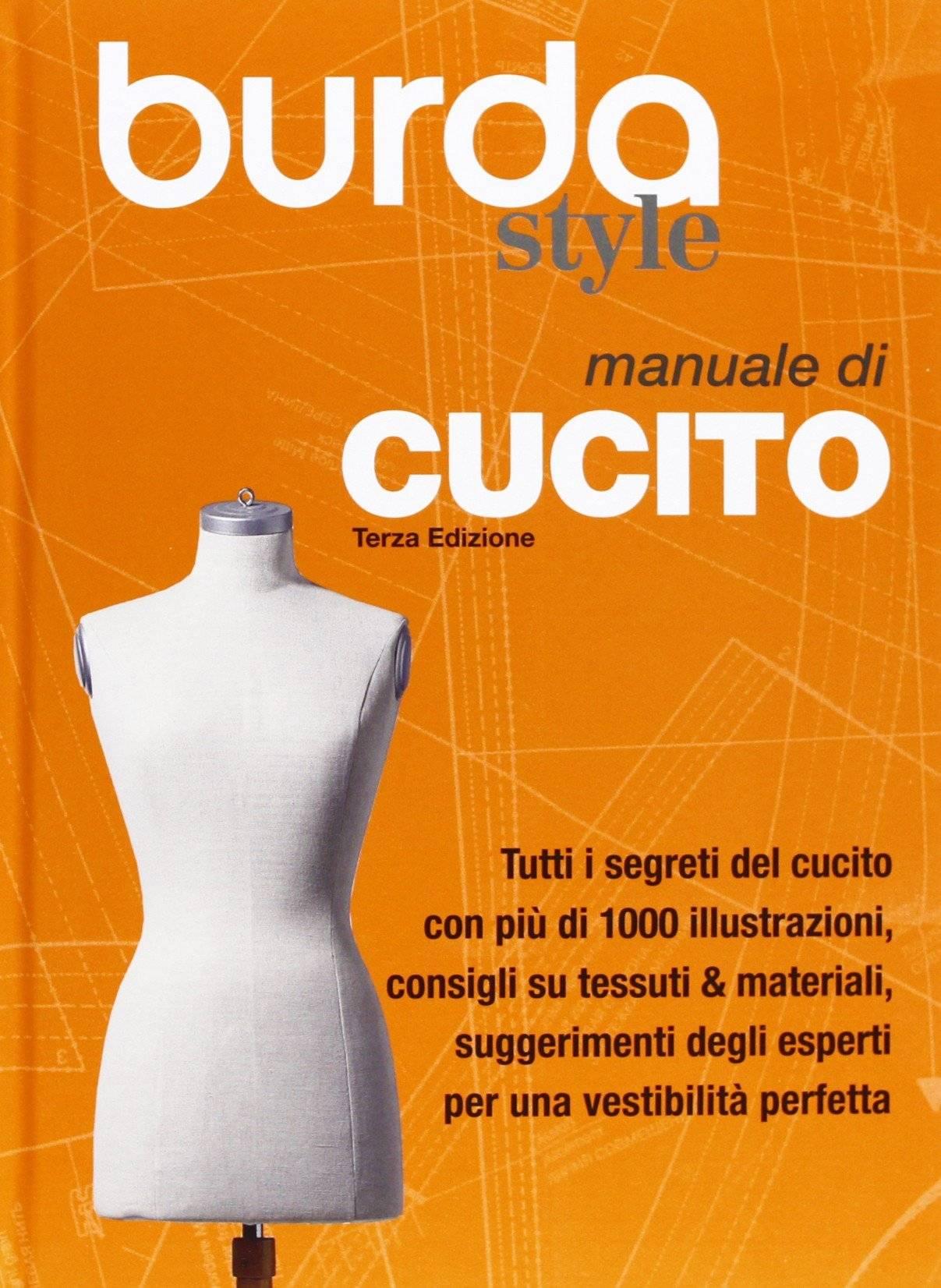 Manuale di Cucito Burda Style