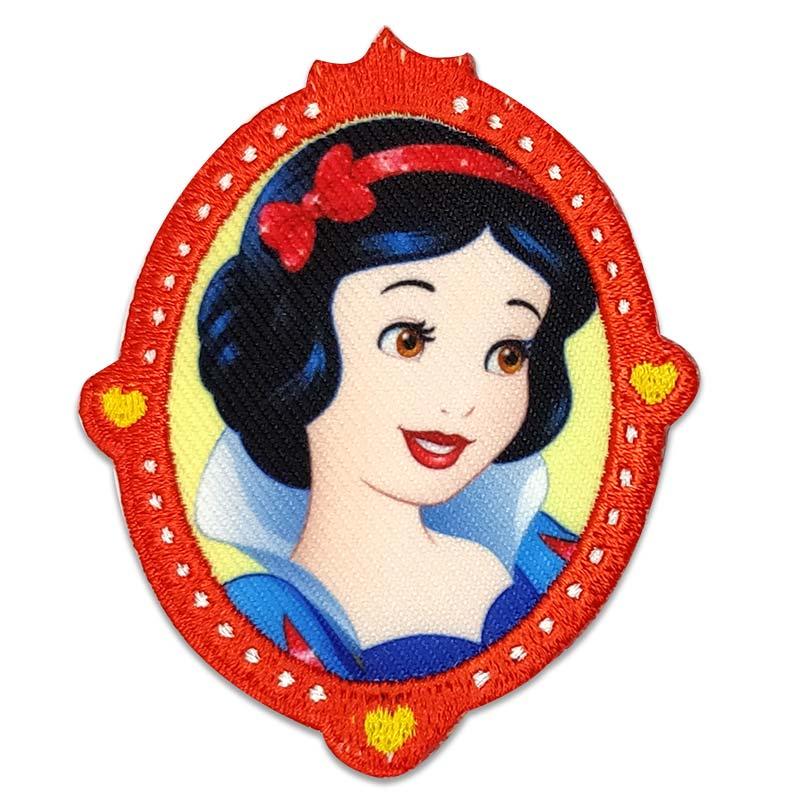 Applicazione Termoadesiva Principessa Disney Biancaneve