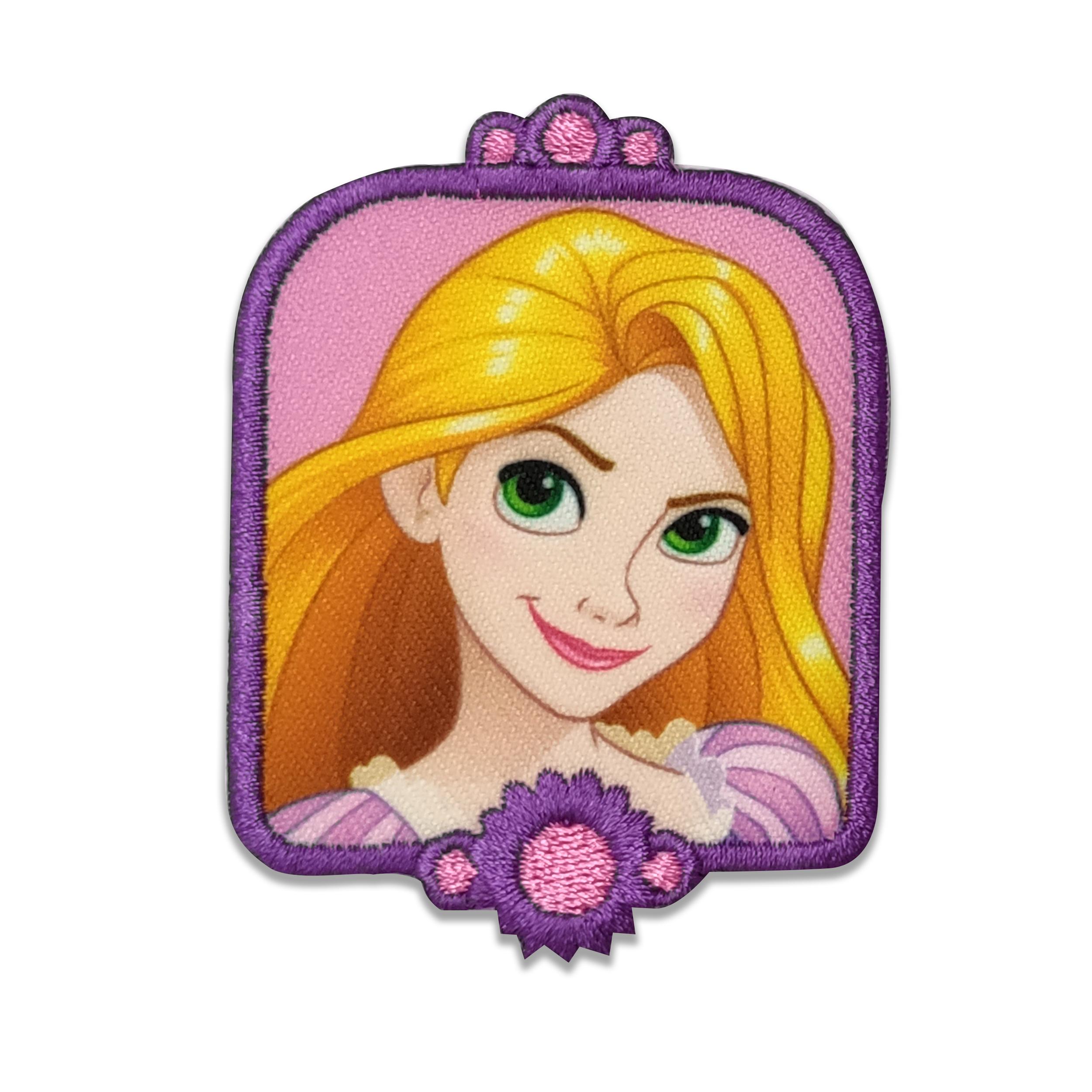 Applicazione Termoadesiva Principessa Disney Rapunzel