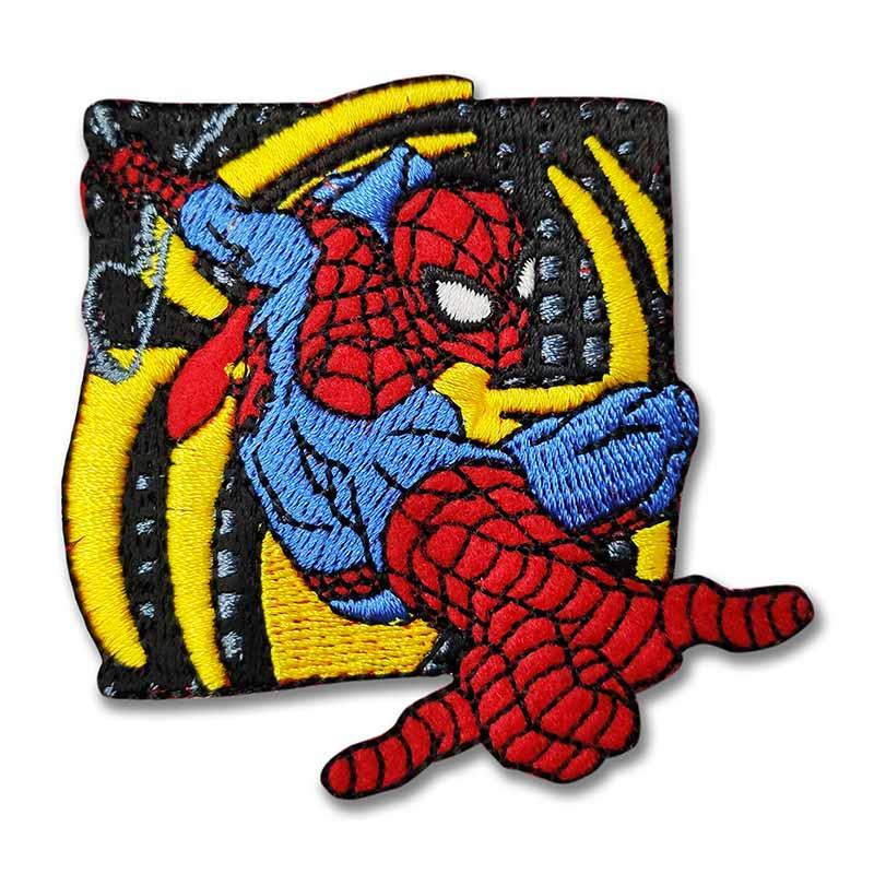 Applicazione Termoadesiva Marvel Spiderman Film