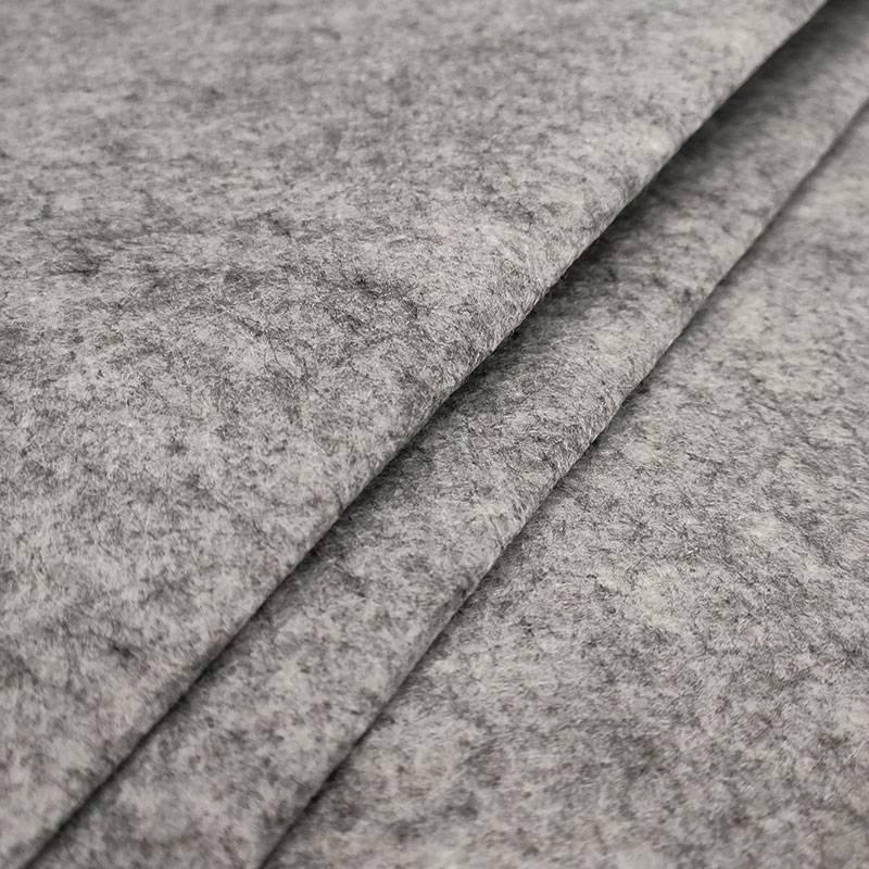 Tessuto Velcrabile Grigio