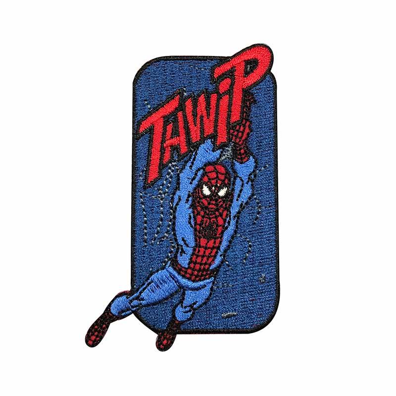Applicazione Termoadesiva Marvel Spiderman Homecoming
