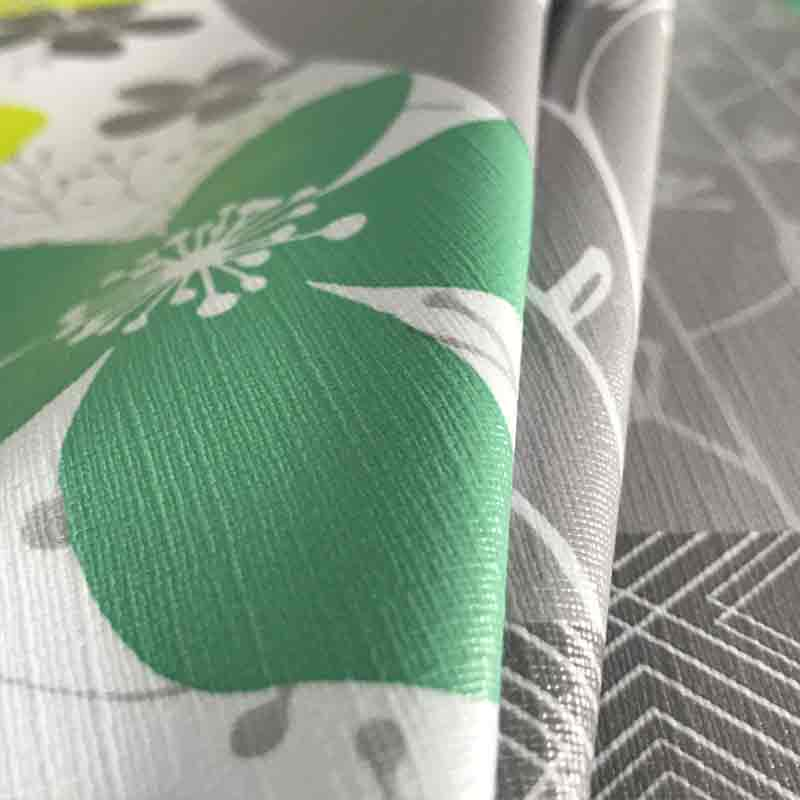 Tovaglia Plastificata Collage di Primavera