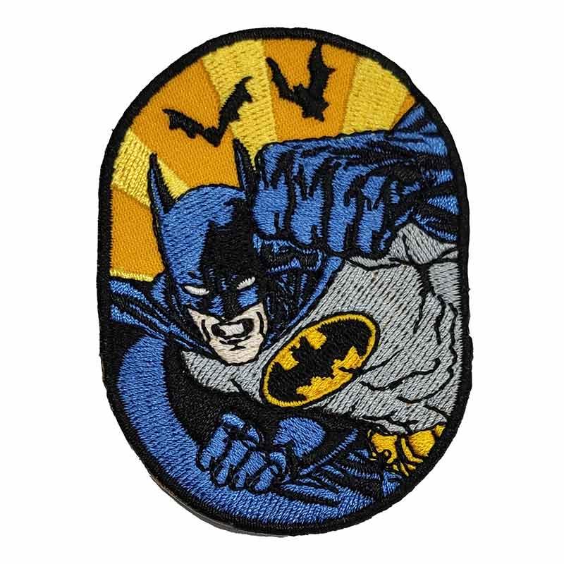 Applicazione Termoadesiva Batman Comics
