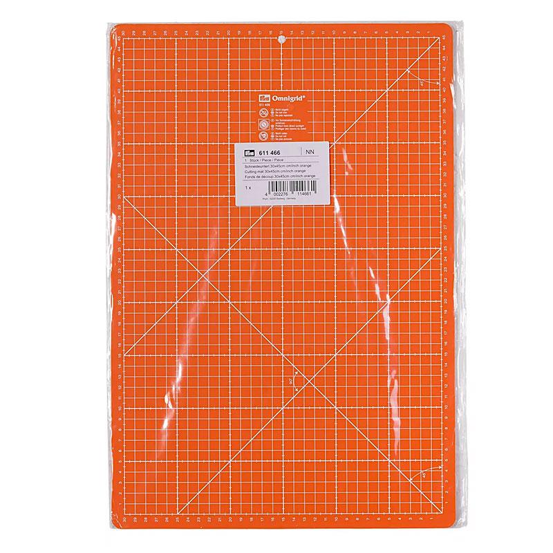 Base da Taglio Prym Arancione 30x45 cm