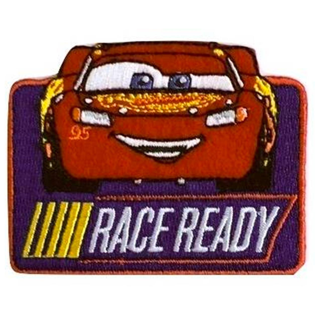 Applicazione Termoadesiva Disney Cars Saetta Race Ready