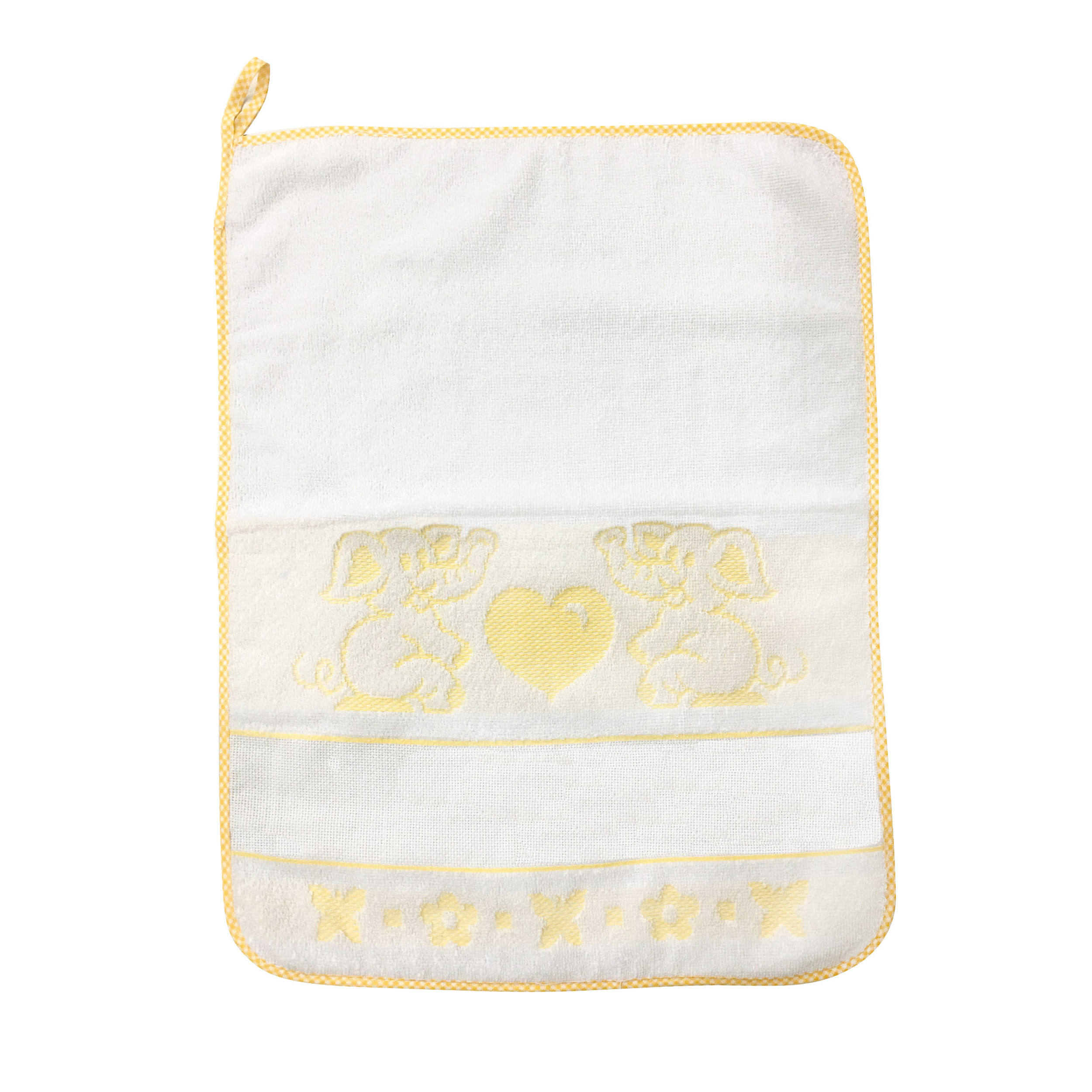 Asciugamano Elefantino