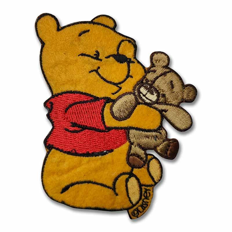 Applicazione Termoadesiva Marbet Disney Winnie the Pooh con Peluche