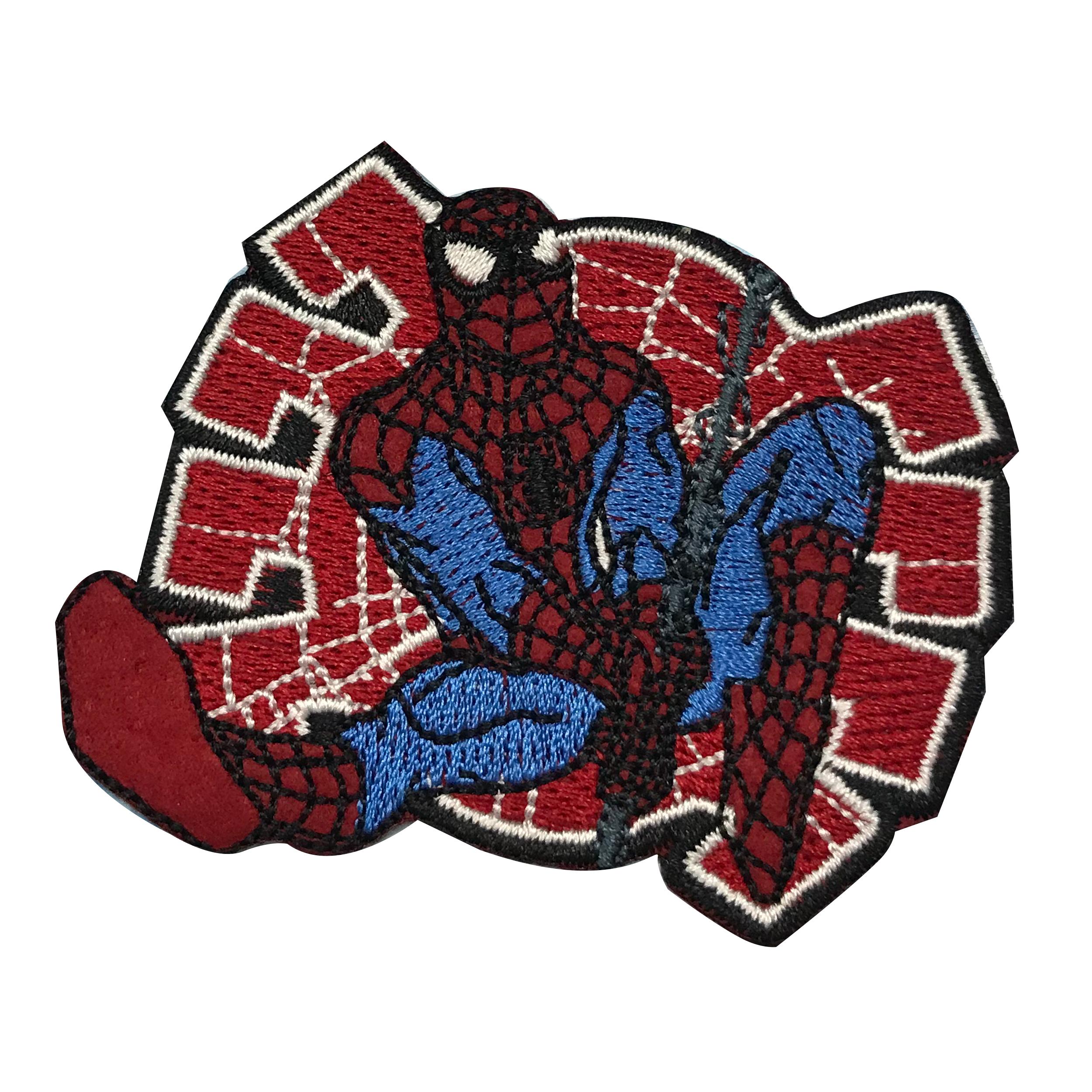 Applicazione Termoadesiva Marvel Amazing Spiderman