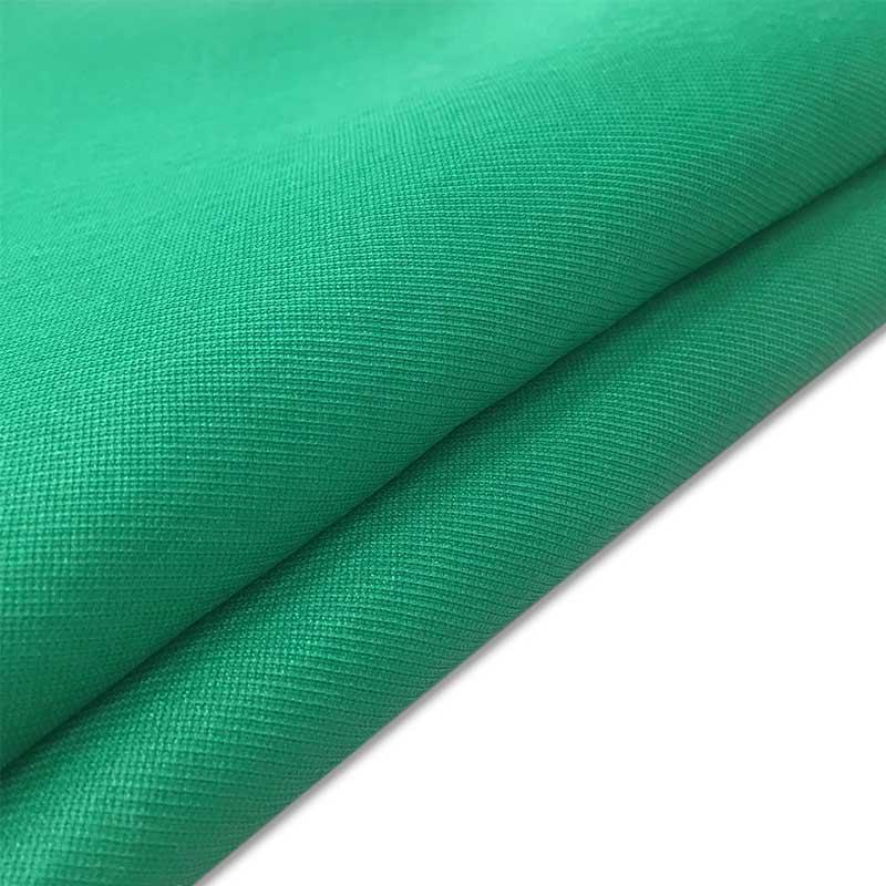 Mollettone Gommato Verde
