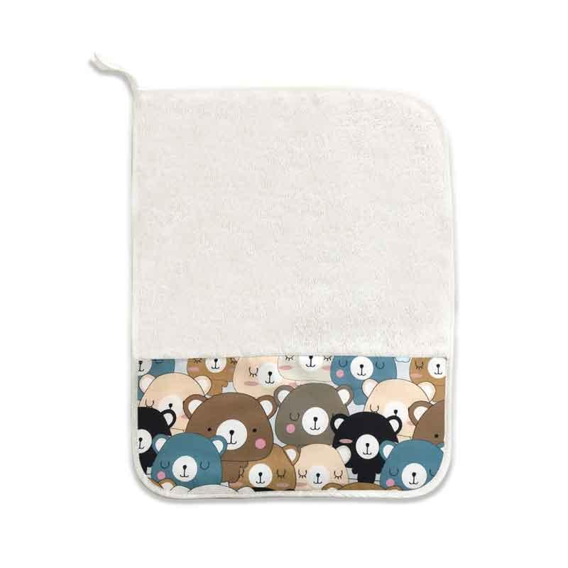 Asciugamano Mille Orsetti
