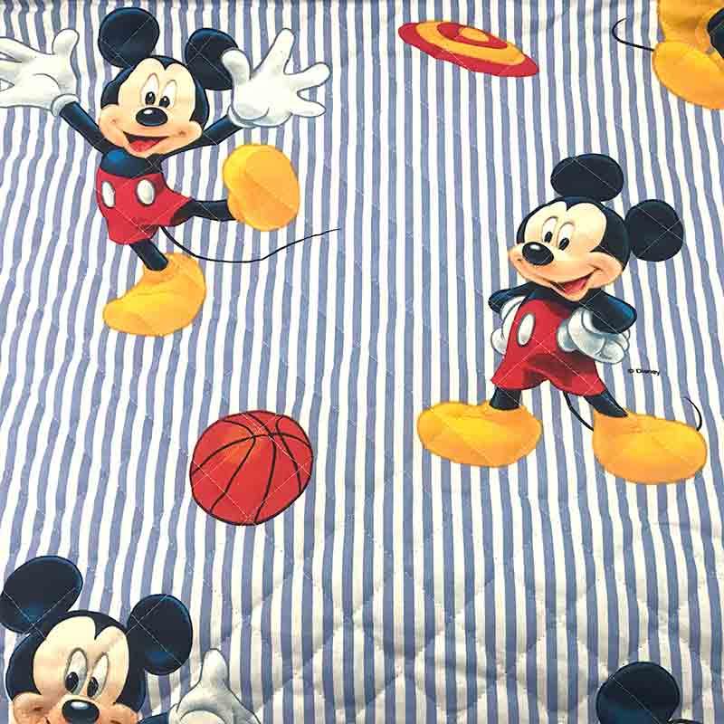 Trapunta Disney Topolino Sport