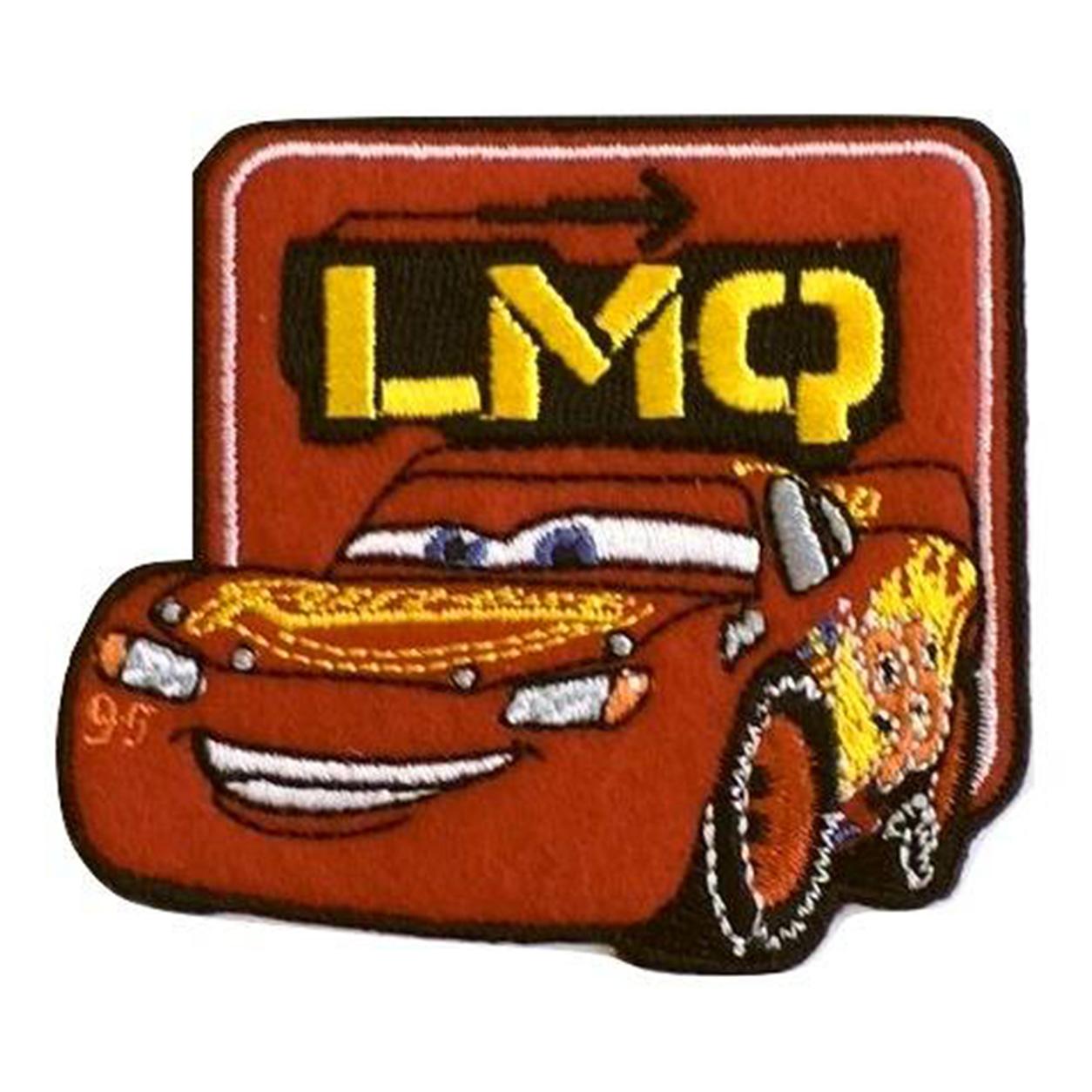 Applicazione Termoadesiva Disney Cars Saetta LMQ