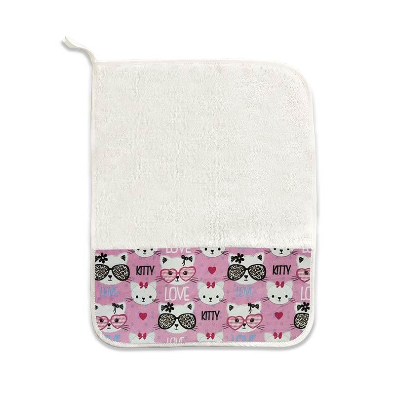 Asciugamano Kitty Love