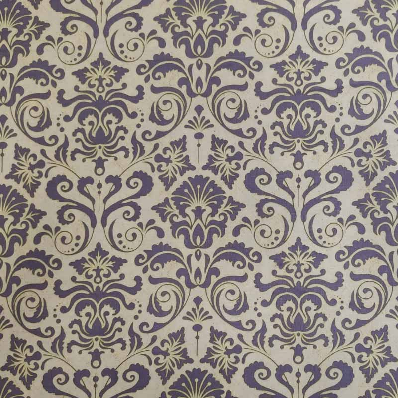 Tessuto Gutermann Decorazioni Viola