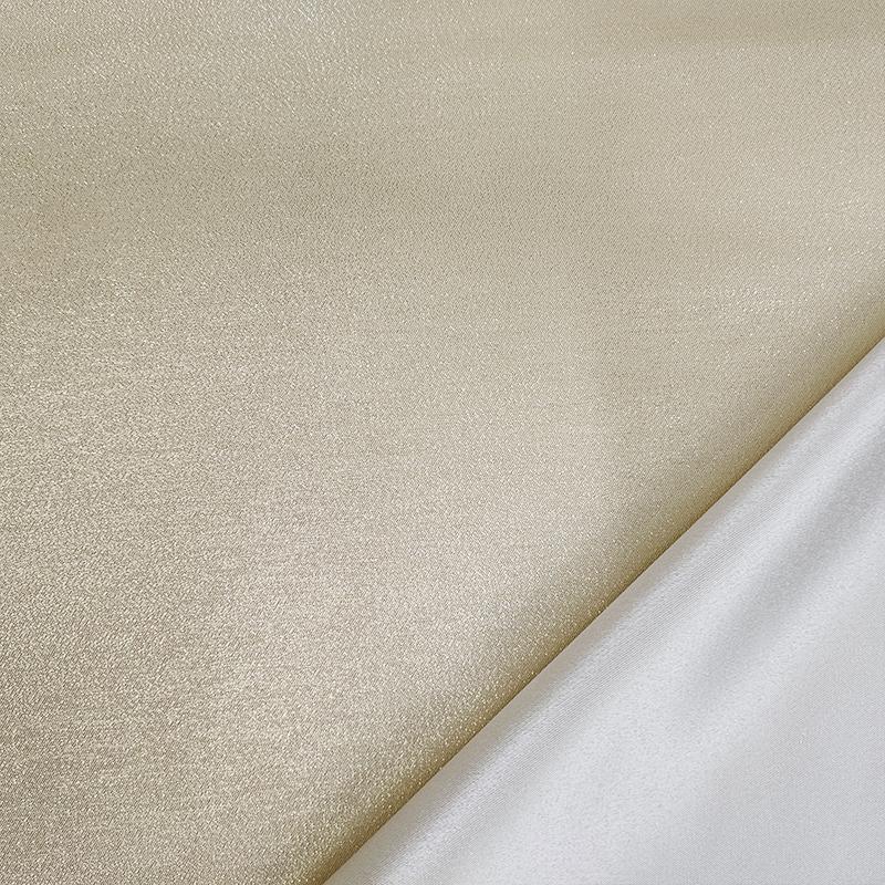 Tessuto Natalizio Tinta Unita Oro