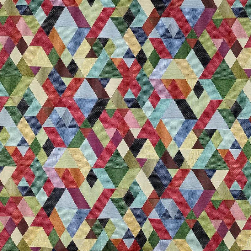 Tessuto-Gobelin-Geometria-Colorata