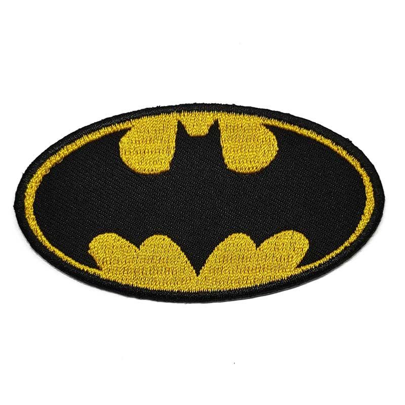 Applicazione Termoadesiva Marbet Logo Batman