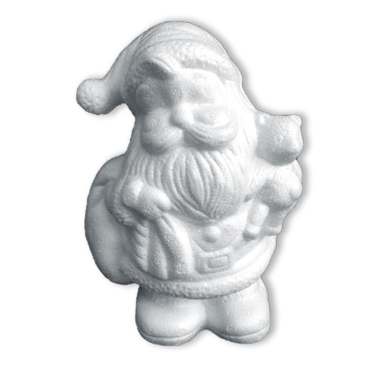 Babbo Natale Polistirolo
