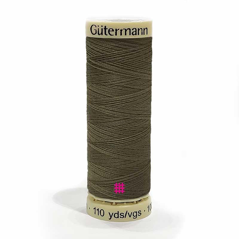 Filo Gutermann Cucitutto 100% Poliestere