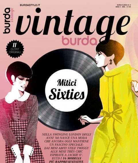 Burda Vintage Anni '60
