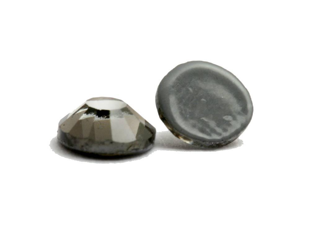 Strass Deluxe Hotfix Black Diamond