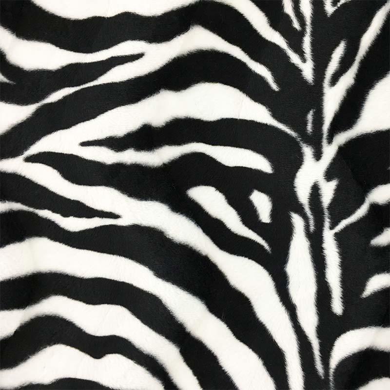 Tessuto Cavallino Zebra