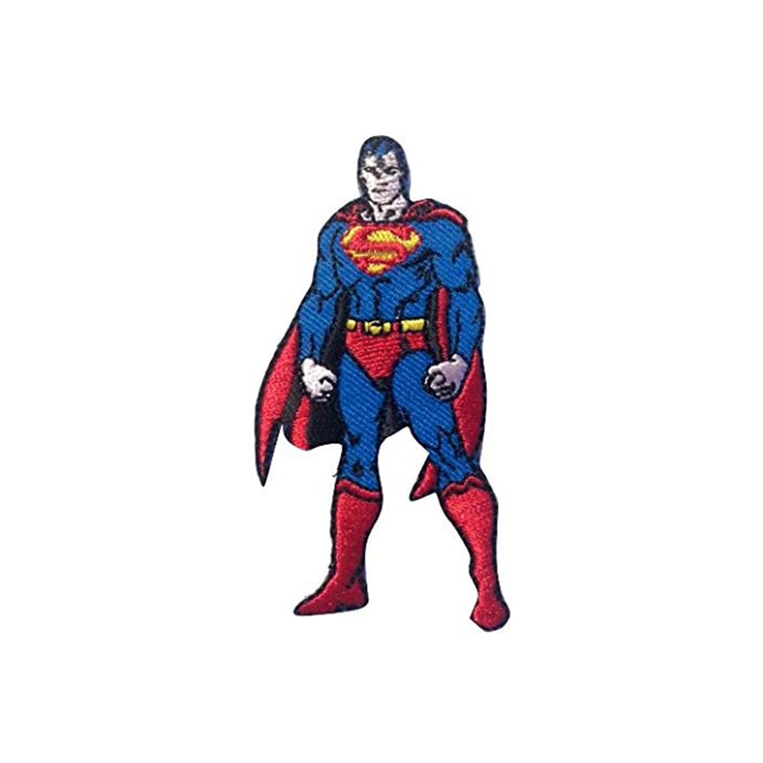 Applicazione Termoadesiva Superman