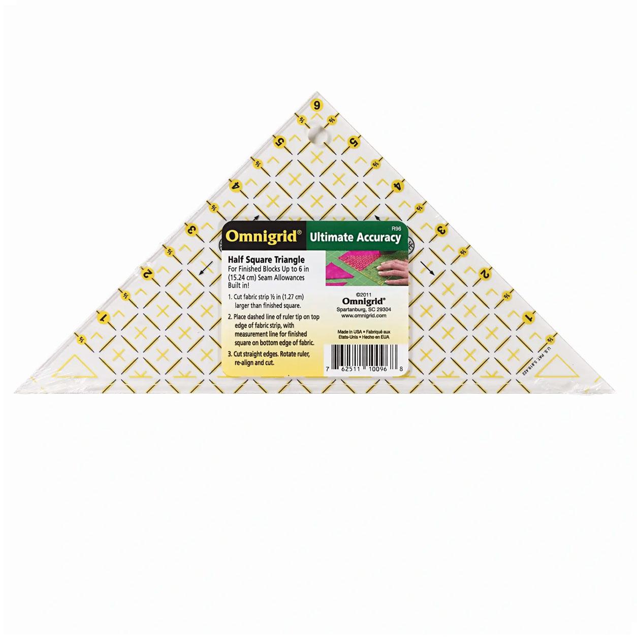 Triangolo Prym 24,5 x 12,5 cm