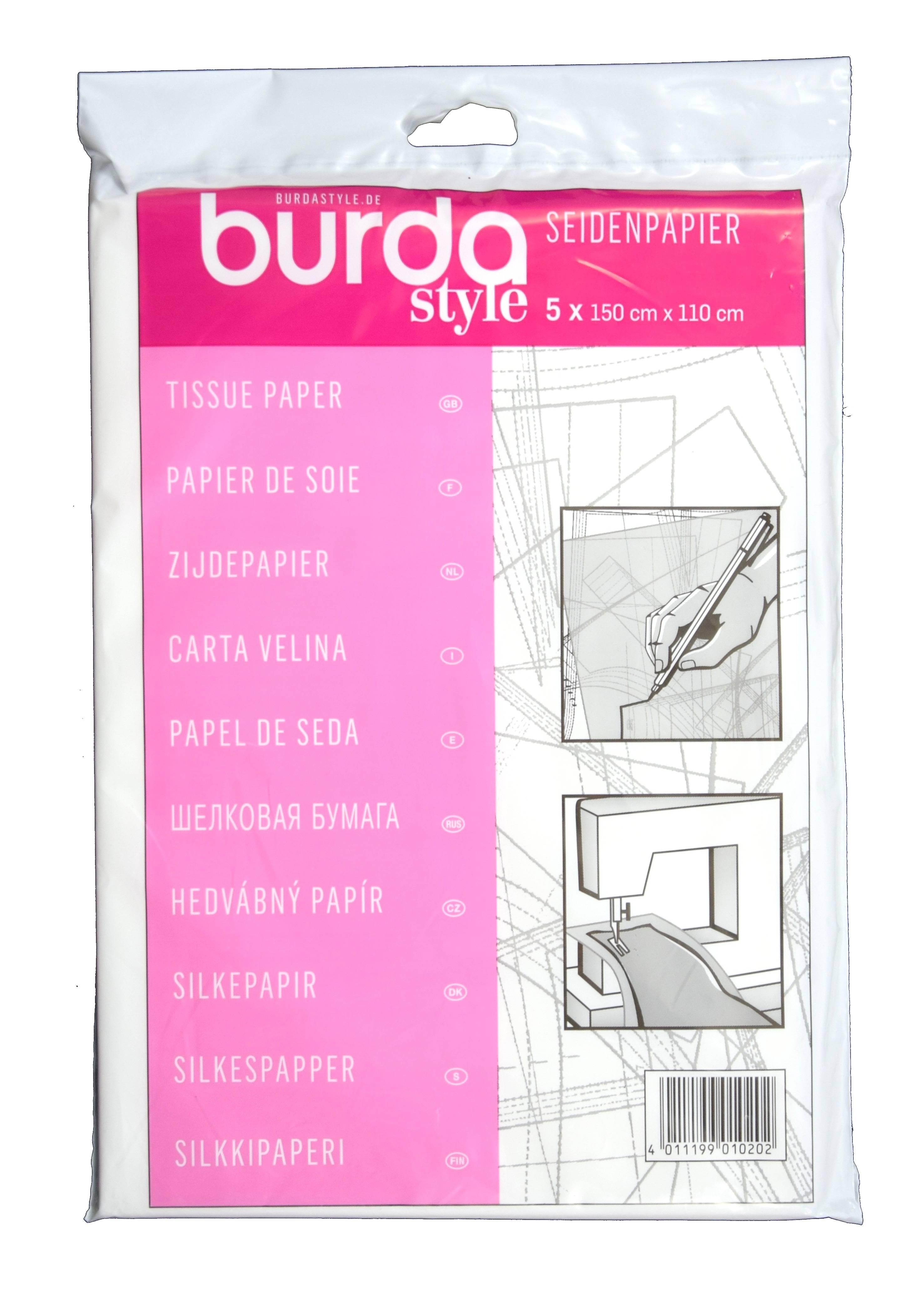 Carta Velina - Burda