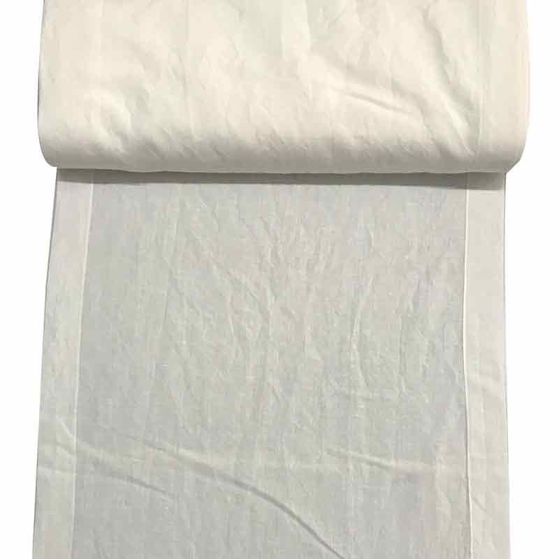 Tessuto Tendine a Vetro 70% Lino - Naturale