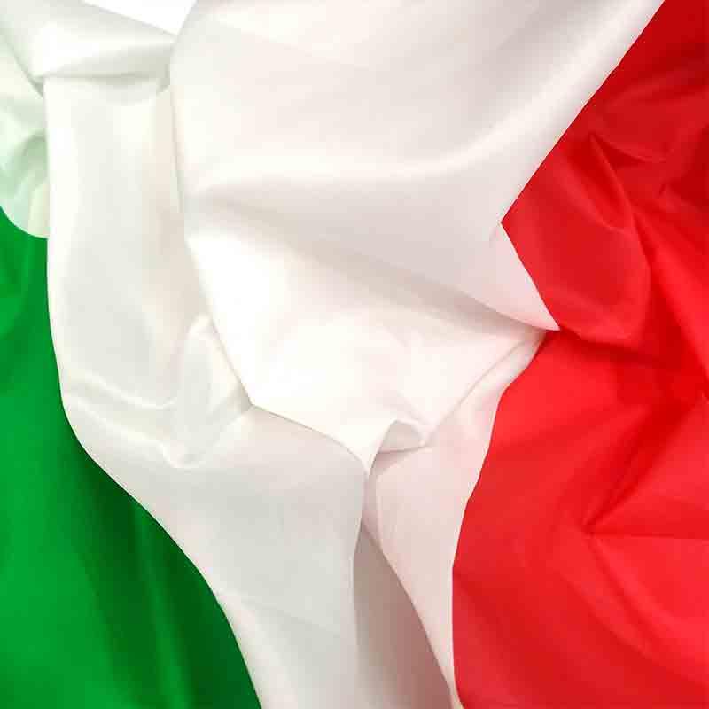 Tessuto Bandiera Italiana