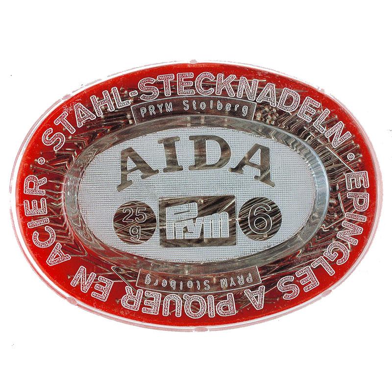 Spilli Prym AIDA 25 g - No 6