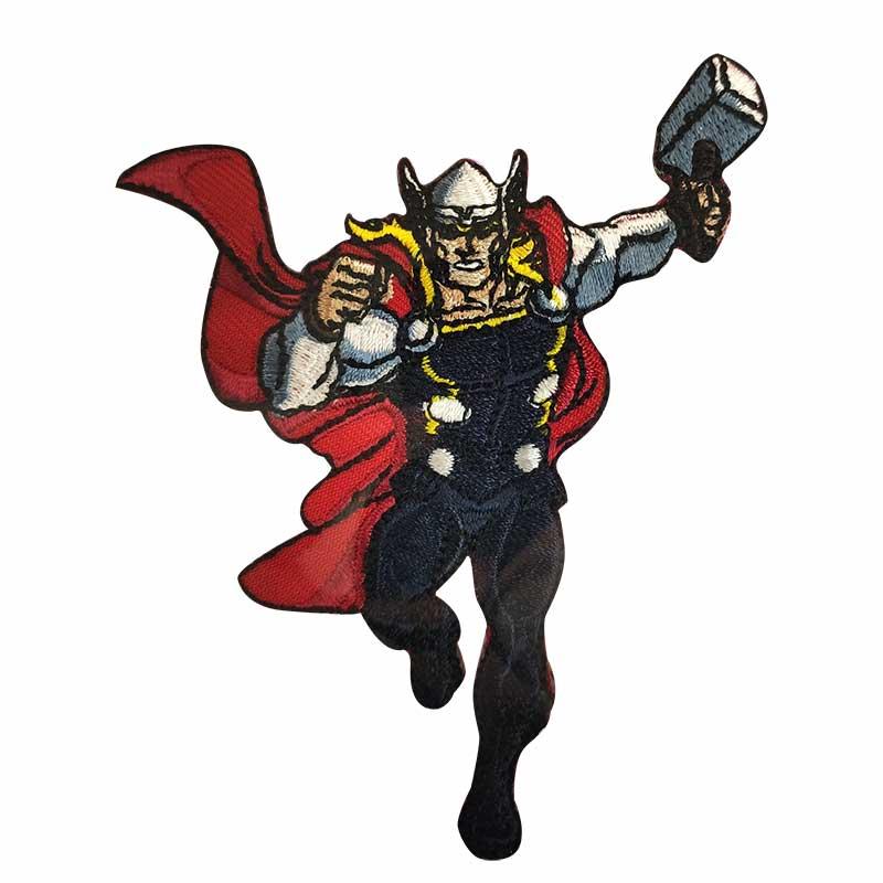 Applicazione Termoadesiva Marbet Marvel Dio del Tuono Thor