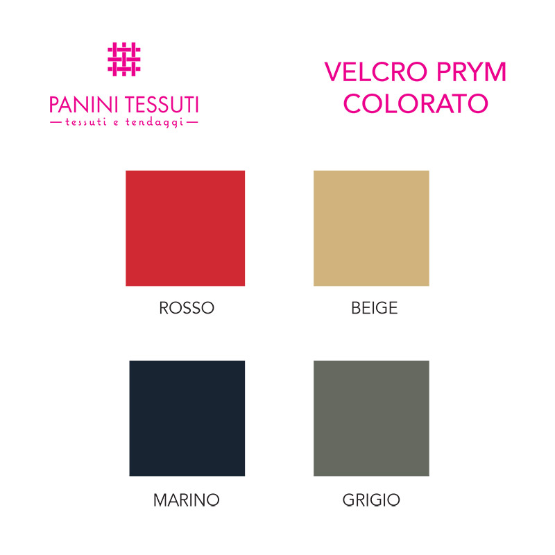 Velcro Prym Colorato