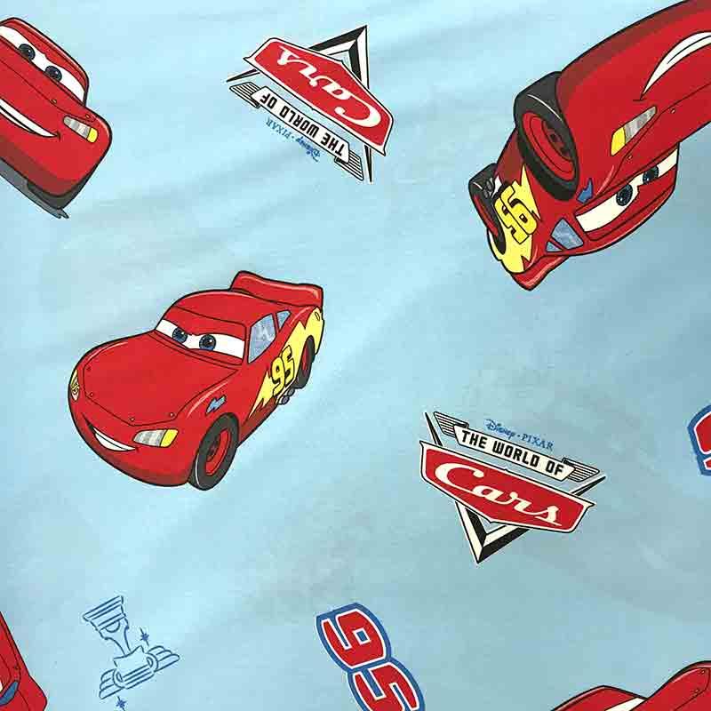 Tessuto Cotone Disney Cars