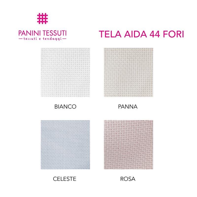 Tela Aida 44 Fori H 150 cm